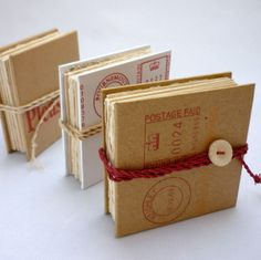 """""""Every Which Way"""" Concertina Notebook £5.00"""