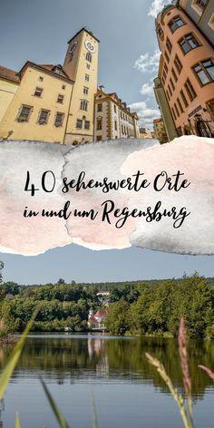 Hier findest du frische und kreative Ideen, um neue Seiten der vielseitigen Stadt zu entdecken. Regensburg lockt nicht nur mit seiner malerischen Altstadt, die seit 2006 zum UNESCO-Welterbe gehört, sondern zieht auch mit seinen kulturellen Highlights, bunten Cafés und naturgegebenen Ruheoasen Einheimische wie Touristen in den Bann. Opera House, Highlights, Building, Travel, Traveling, Places Worth Visiting, Viajes, Buildings, Hair Highlights