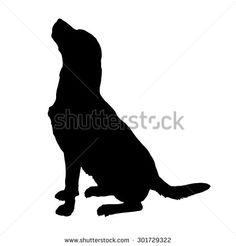 Labrador Vectores en stock y Arte vectorial | Shutterstock
