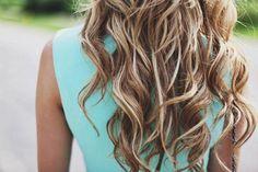 Blonde Highlights