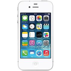 Apple iPhone 4S (White, 16 GB) Rs.42,000 - Rs.12,200 (-71%)
