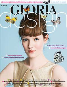 Ihana ja ilahduttava Gloria Design on nyt kaupoissa!