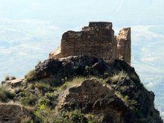 Cerro del Caballo Granada Spain.