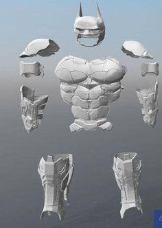 Batman armor batman suit batman cosplay batman costume