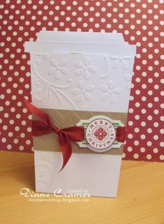Coffee Gift Card Holder by fionna51 - Cards and Paper Crafts at Splitcoaststampers