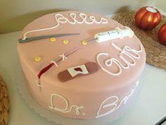 Doctors Cake  Arzt Torte