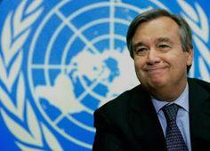 Intelectuais Balantas Na Diáspora : António Guterres aclamado como novo secretário-ger...