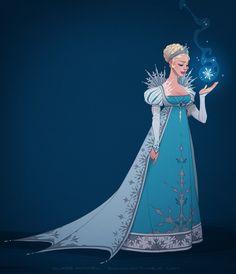 Elsa by Clarie Hummel aka Soomlah