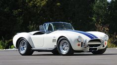 1966  Shelby Cobra 427 Roadster CSX3301 presented as lot S155 at Kissimmee, FL 2013 - image1