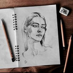 The Secrets Of Drawing Realistic Pencil Portraits - . Secrets Of Drawing Realistic Pencil Portraits - Discover The Secrets Of Drawing Realistic Pencil Portraits Face Sketch, Drawing Sketches, Pencil Drawings, Art Drawings, Portrait Sketches, Sketching, Drawing Portraits, Pencil Shading, Pinterest Arte