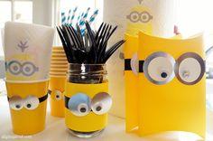 DIY Minions Party Ideas