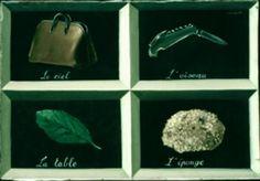 Der Schlüssel der Träume  René Magritte (1898-1967)