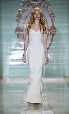 Once again, Reem Acra brings her innate fashion sense with the designs of her Spring 2015 Bridal Collection that epitomizes global glamour. There is something for every bride with every kind of personal style – trendy, classic, sexy – so take a look at her runway show and decide, which look you desire for your big day? on http://www.bridestory.com/blog/watch-reem-acra-spring-2015-bridal-collection
