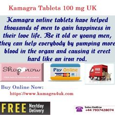 Kamagra Tablets is quite popular among the masses due to high demand, its efficacy as well as low cost. Moreover, you can make choice from different flavors as well.