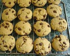 Alison Holsts Choc Chip Biscuits (add 1/4 cup rolled oats)