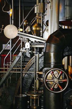 Nestled under the West Gate Bridge and behind Scienceworks sits a 19th century industrial relic, its architectural grandeur a seeming contrast with its former purpose.
