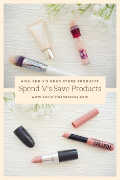 As a self confessed high end make up fan, I have been surprised to find some great drug store alternatives along the way.
