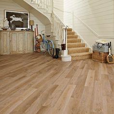 Buy Karndean Knight Tile, 3.34m² Coverage, Wood Online at johnlewis.com