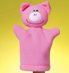 B4209, Kids' Hand Puppets