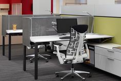 Ergonomic Office Furniture - Herman Miller