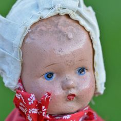 antique doll... collectibles... toy... Home by CoolVintage on Etsy, $24.50
