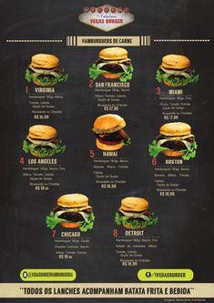 #ClippedOnIssuu from Cardápio Vegas Burger