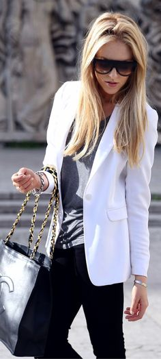 Street Style Combinations for Fall