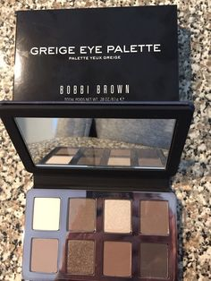 Bobbi Brown Greige Eye Palette Brand New Special Edition Brand New in Box | eBay