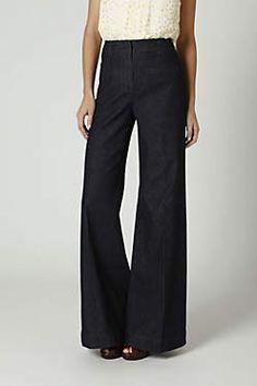 T4SQN Alice   Olivia High-Waist Wide-Leg Pants | professional ...