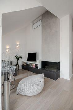 Obývací pokoj na Ostrovského | Insidecor - Design jako životní styl
