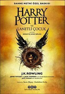 Turkish Harry Potter Ve Lanetli Cocuk 8 The Cursed Child Harry Potter Cursed Child Harry Potter Curses Cursed Child Book