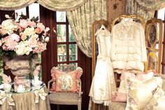 The Beautiful Streets: Pure Extravagance: Every girls dream wardrobe!