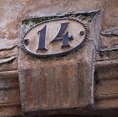 Door Number 14 Pezenas by Simon M Turner, via Flickr