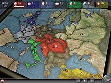 Diplomacy game