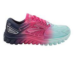 Womens Brooks Glycerin 13 Aurora Running Shoe at Road Runner Sports