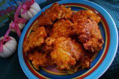 Kotleciki drobiowe z jajkiem i serem