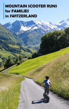 Fantastic children's themed hiking trail in the Swiss Alps, with a playground for giants and epic 4 km scooter run down the mountain. Monster Bike, Switzerland Itinerary, Picnic Area, Picnic Table, Forest Trail, Forest Theme, It's Going Down, Bike Trails, Travel Info