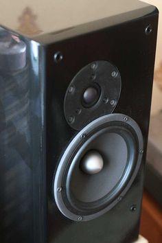A High-end Two Way Loudspeaker Speaker Kits, Hifi Speakers, Loudspeaker, Monitor, Om, Audio, Klipsch Speakers, Speakers