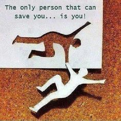 Tbe only person that can save u is u People Quotes, True Quotes, Best Quotes, Funny Quotes, Motivational Picture Quotes, Inspirational Quotes, Meaningful Pictures, Life Quotes Pictures, Jack Ma