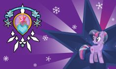 Wallpaper of Crystal Ponies Wallpapers for fans of My Little Pony Friendship is Magic. My Little Pony Twilight, Mlp My Little Pony, My Little Pony Friendship, Crystal Ponies, My Little Pony Wallpaper, Nightmare Moon, Princess Twilight Sparkle, Little Poni, My Little Pony Pictures