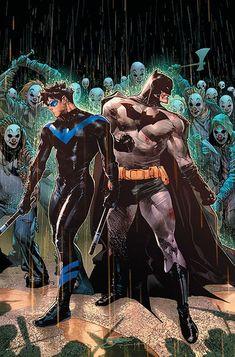 Robin Dc, Batman Robin, Gotham Batman, Ian Mckellen, Joker Dc, Batman Comic Art, Batman Poster, Arte Dc Comics, Nightwing