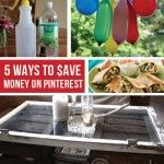 5 Ways to Save Money with Pinterest