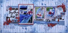 Explore together Life's Journey Collection Photo Layouts, Scrapbooking Layouts, Baseball Cards, Gallery, Children, Fun, Journey, Life, Explore