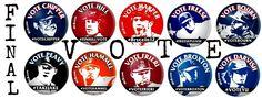 MLB facebook  MLB Allster 2012 Final Vote
