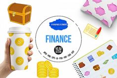 Free finance icons set in cartoon style Free Design Resources, Finance, Silhouette Cameo Projects, Free Graphics, Cartoon Styles, Diy Craft Projects, School Design, Icon Set, Design Bundles