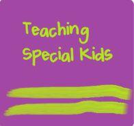 Teaching Special Kids - EBD blog