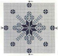 Xmas Cross Stitch, Cross Stitch Love, Cross Stitch Borders, Cross Stitch Charts, Cross Stitch Designs, Cross Stitching, Cross Stitch Embroidery, Cross Stitch Patterns, Snowflake Embroidery