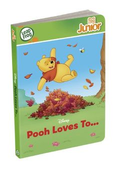 LeapFrog Tag Junior Book: Pooh Loves To