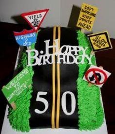50s60s cake CakesCupcakesPopsCookies Pinterest Cakes
