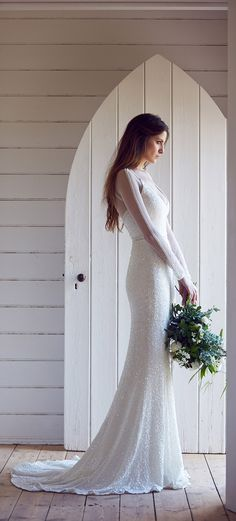 Wedding Dress by Karen Willis Holmes 2014